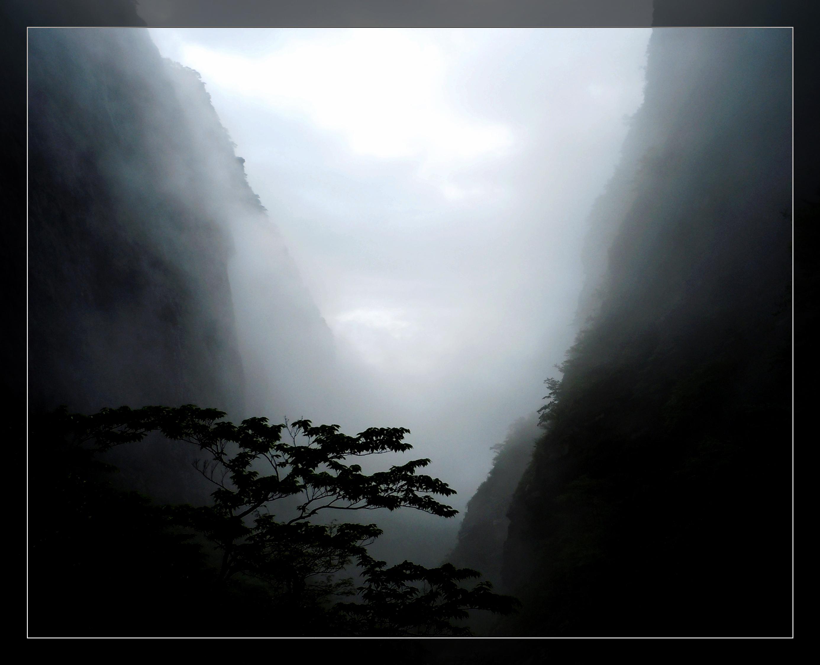 庐山云雾随拍