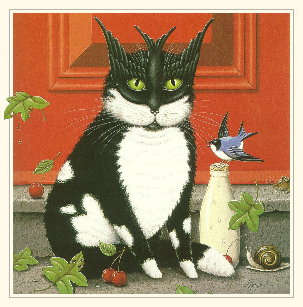 james动物绘画作品