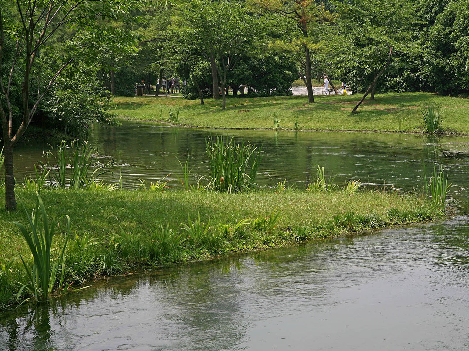 杭州太子湾公园风景[21p]