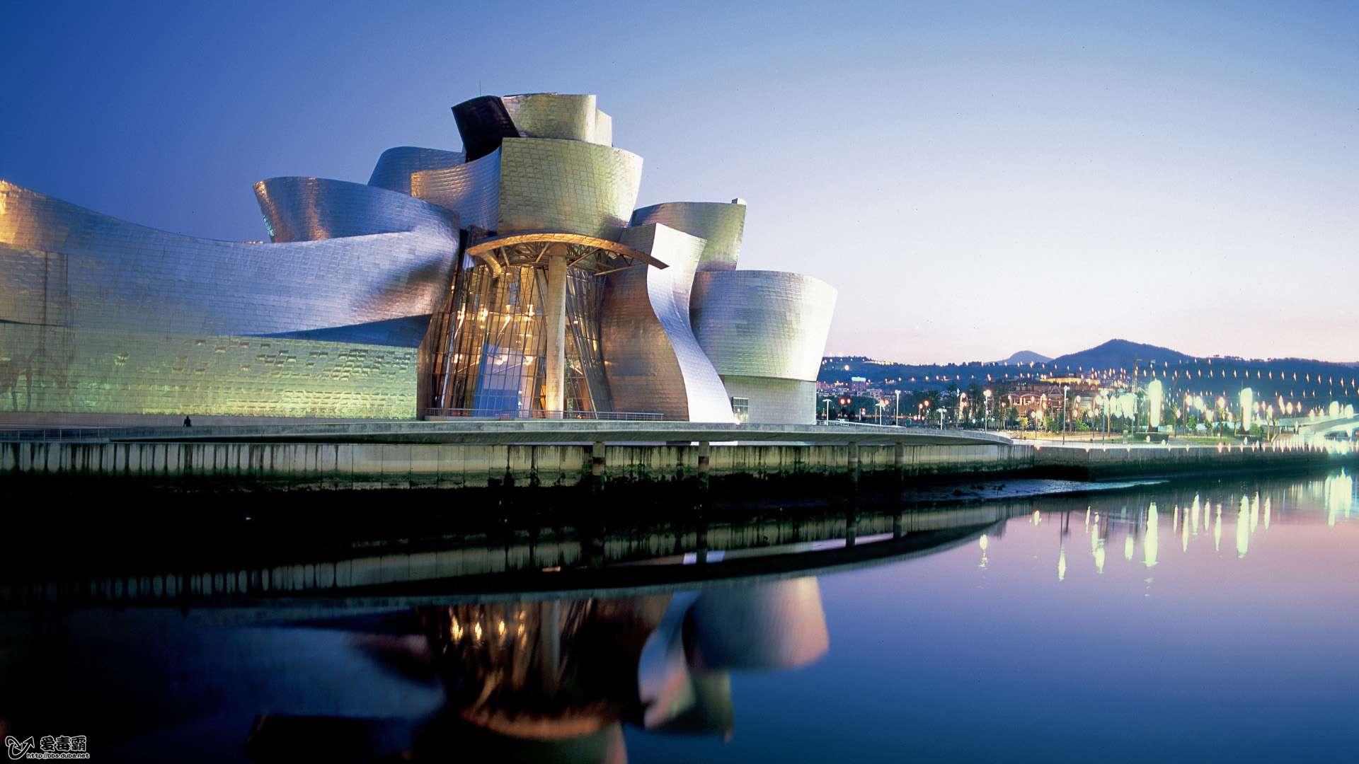 世界著名城市風景建筑壁紙