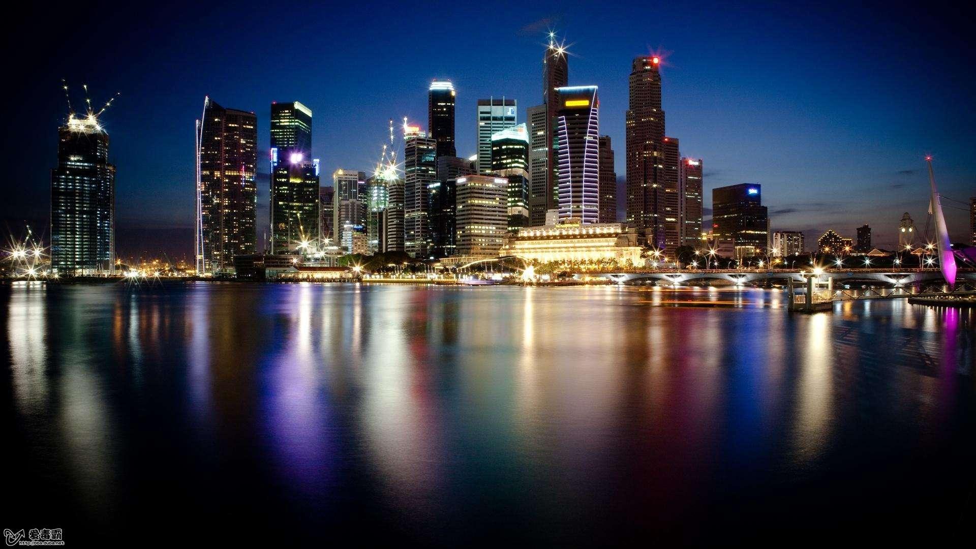 世界著名城市风景建筑壁纸
