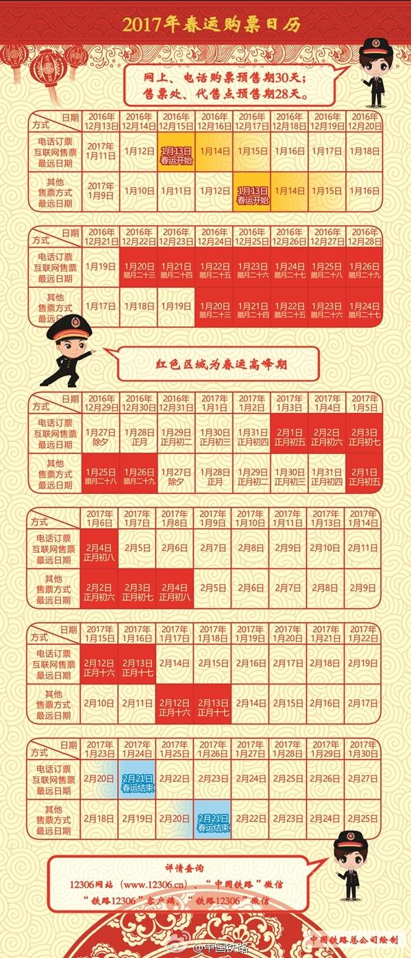 2017年春运购票日历新鲜出炉.jpg